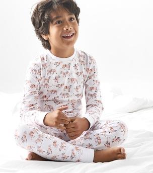 tiger pajamas boys little label