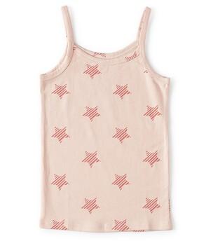 hemd light pink star Little Label