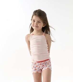 foto shorts setje meisjes Little Label
