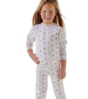 meisjes pyjama - gelato - Little Label