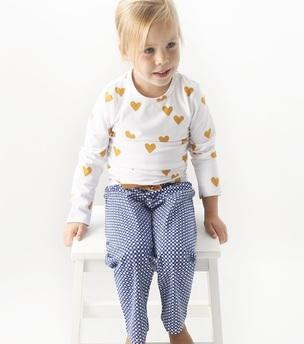 meisjes pyjama Little Label