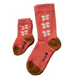 meisjes sokken Little Label flowers