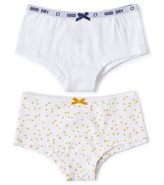 hipster set - sparkling gold dot & white Little Label