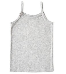 meisjes hemd grey melee Little Label