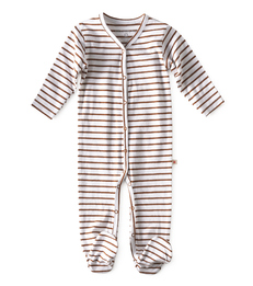 baby boxpakje copper stripe Little Label