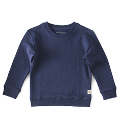 sweater navy blue  - Little Label