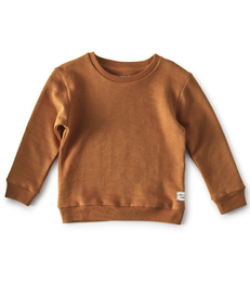 sweater copper  - Little Label