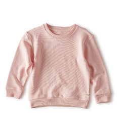 sweater light pink Little Label