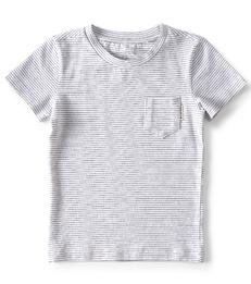 gestreept baby shirtje - Little Label
