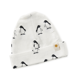 baby muts - off white black penguin - Little Label