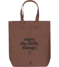 njoy the little things bag Little Label shopper