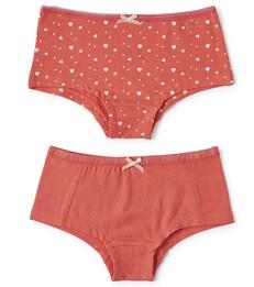 hipster set - bright pink & bright pink ass