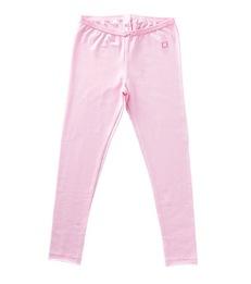 roze basic leggings Little Label