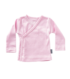 overslag truitje - soft pink