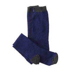 Maillot - navy blue argyle