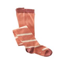 Maillot - diagonal stripe pink