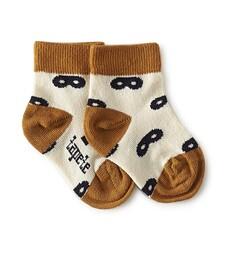 baby sokken - off white mask Tapete