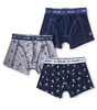 boxershorts 3-pack - blue