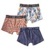 boxershorts 3-pack - orange