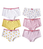 hipster 6-pack - pink & yellow