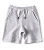jongen shorts - grey melange