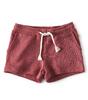 meisjes shorts - darkrose