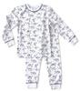 pyjama jongens - tiger blue
