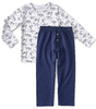 jongens pyjama - tiger blue
