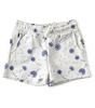 meisjes shorts - all over dandelion print