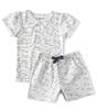 zomer pyjama baby meisjes - good night
