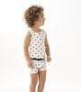 combi jongenghemd met boxershorts Little Label