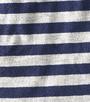 big blue stripe Little Label