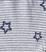 stars stripe blue Little Label