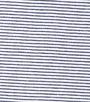 mini stripe blue Little Label