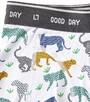 detail boxer leopard Little Label