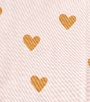 hearts pink print - Little Label