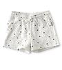 licht meisjes shorts bird print- Little Label