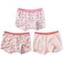 shorts setje meisjes roze prints Little Label