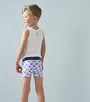 foto wit jongenshemd Little Label