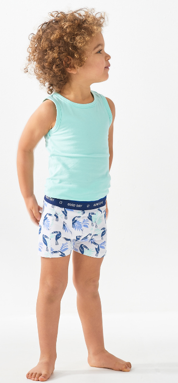 H6 summer pyjama ondergoed