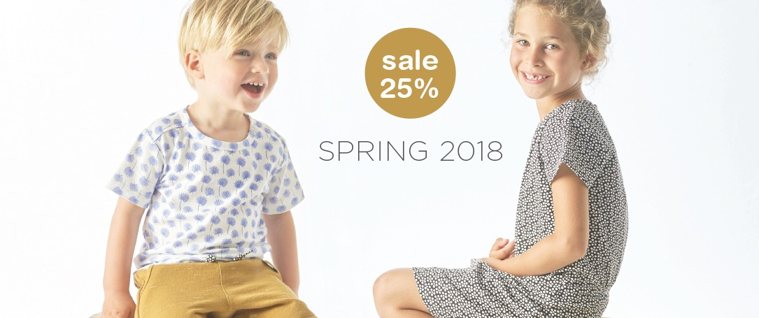 25% SALE little label & new SUMMER