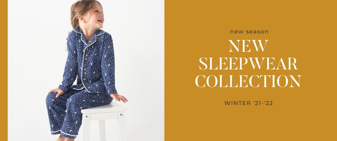 H1 New Sleepwear WINTER grace & us