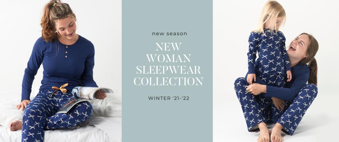 woman pyjama