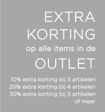 new summer OUTLET KORTING
