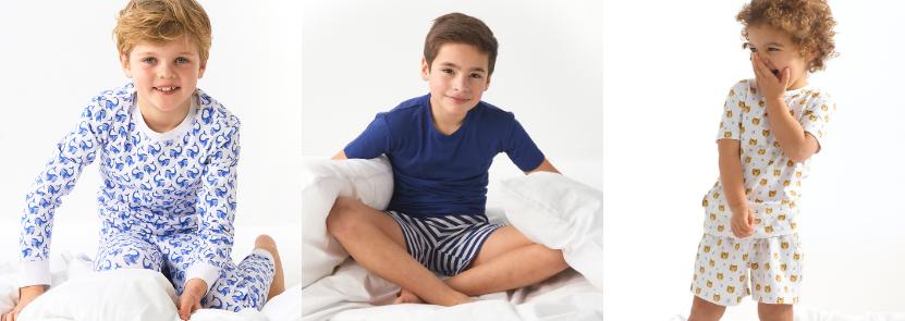 summer pyjama jongen
